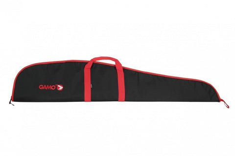 Gamo 150869     ~ GAMO GUN COVER 120CM BLK/RED New zealand nz vaughan