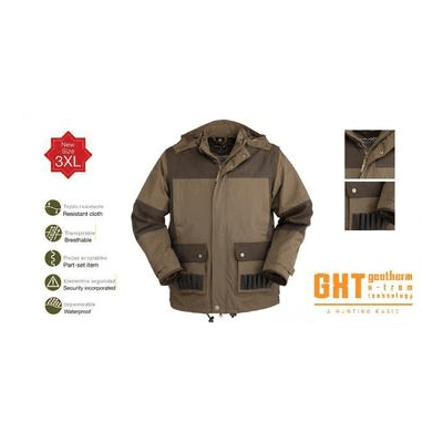 Gamo MULTI-ITEM 1650215    ~ GAMO JACKET FOX 1928 New zealand nz vaughan