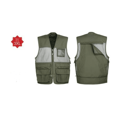 Gamo MULTI-ITEM 1652215    ~ GAMO VEST ZORZAL 3456 New zealand nz vaughan