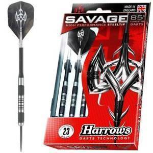 Harrows MULTI-ITEM G210229    ~ HARROWS SAVAGE 85% TUNGSTEN New zealand nz vaughan