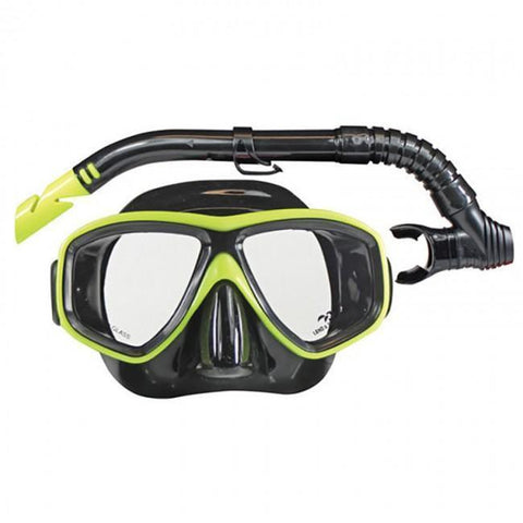 Land & sea 420521     ~ CLEARWATER BLACK MASK/SNORKEL New zealand nz vaughan