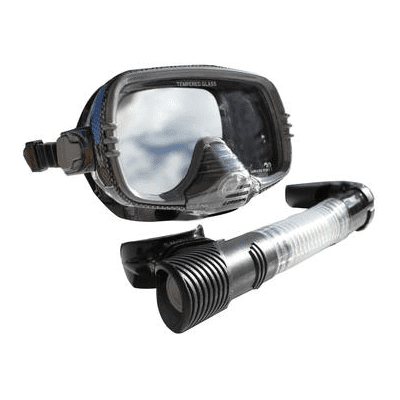 Land & sea 42053      ~ STEALTH MASK/SNORKEL SET New zealand nz vaughan