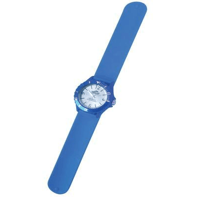 Land & Sea 431785     ~ SLAP-WATCH SIL. 10ATM BLUE New zealand nz vaughan