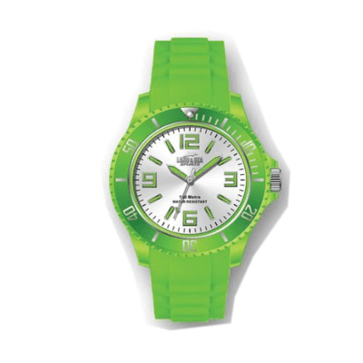 Land & Sea MULTI-ITEM 431736     ~ FUNKY WATCH LIME New zealand nz vaughan