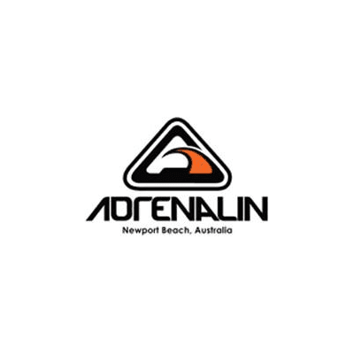 Land & Sea Part 42024      ~ ADRENALIN SURF FLAG BLK PROMO New zealand nz vaughan