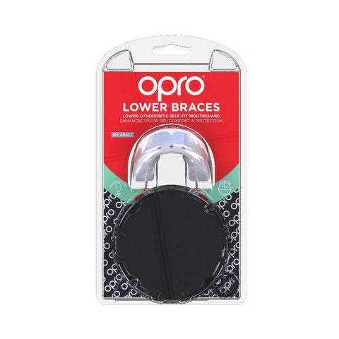 Opro Group F3451      ~ OPRO GEN4 LOWER BRACE PEARL