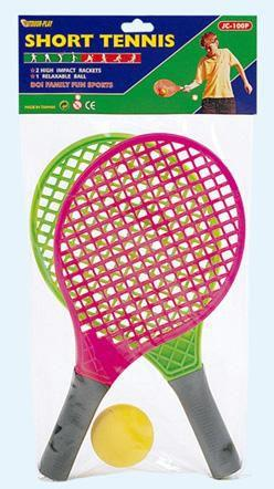 Outdoor Play 856459     ~ OUTDOOR PLAY SHORT TENNIS 100P
