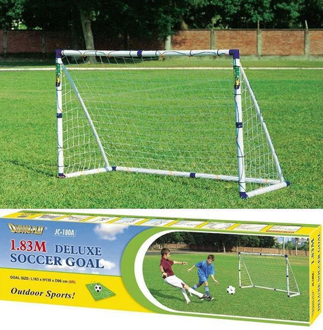 Outdoor Play 856470     ~ DELUXE SOCCER GOAL 180A