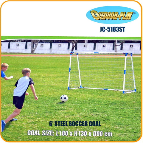 Outdoor Play 856485     ~ OUTDOOR PLAY GOAL JC-5183ST 6F