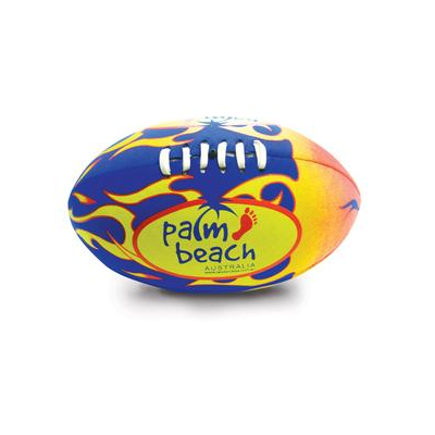 Palm Beach 4318802    ~ BEACH RUGBY BALL - NEOPRENE New zealand nz vaughan