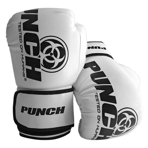 Punch Equipment 90020      ~ PUNCH URBAN BAG MITT WHITE New zealand nz vaughan