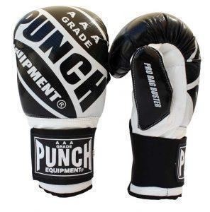 Punch Equipment 900221     ~ PRO BAG BUST BLK/WH LG/XL New zealand nz vaughan