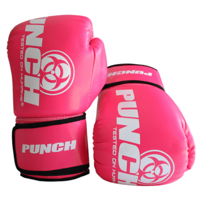 Punch Equipment 901142     ~ URBAN BOXING GLOVES PINK 10oz New zealand nz vaughan