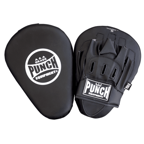 Punch Equipment 90321      ~ THUMPAS FOCUS PAD BLK LGE New zealand nz vaughan