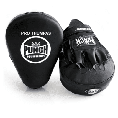 Punch Equipment 90324      ~ PRO THUMPAS FOCUS PAD BLK New zealand nz vaughan