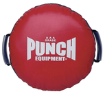 Punch Equipment 90366      ~ ROUND SHIELD RED/BLK New zealand nz vaughan