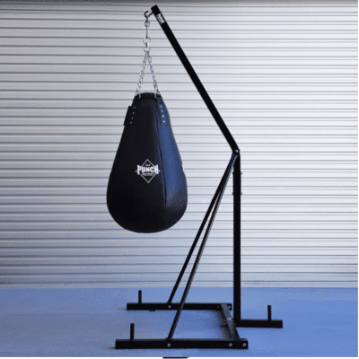 Punch Equipment 9080541    ~ TEARDROP BAG  BLK New zealand nz vaughan