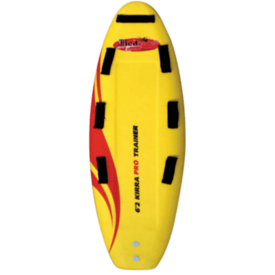 Redback 4214843    ~ BONDI RACE TRAINER 6' BOARD New zealand nz vaughan