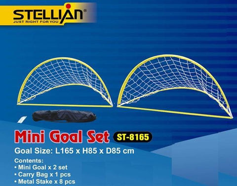 Stellian 856486     ~ STELLIAN MINI GOAL SET 8165