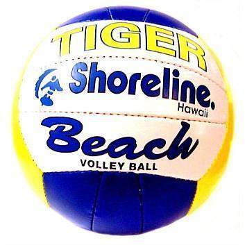 Tiger 823        ~ TIGER SHORELINE BEACH VOL/BALL New zealand nz vaughan