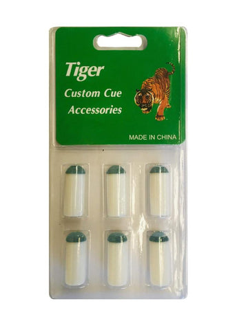 Tiger Billiards D10500     ~ TIGER SLIP-ON 8876 TIP 11 BLUE