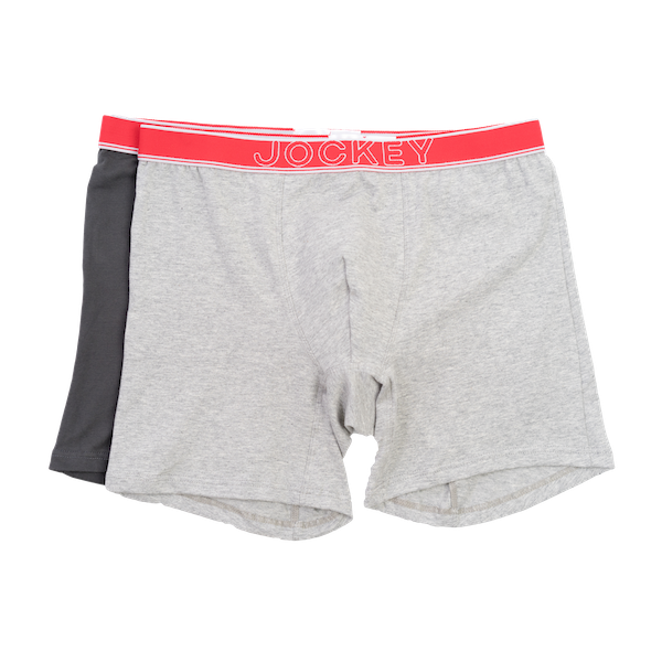 wholesale dealer exceptional range of styles look out for 2 Pack Cotton Elastane Long Trunks