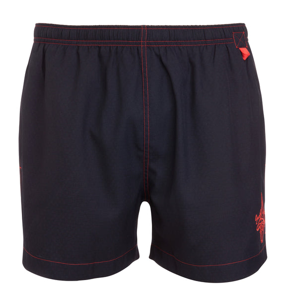 Jockey® USA Originals 1 Pack Navy Swim Shorts