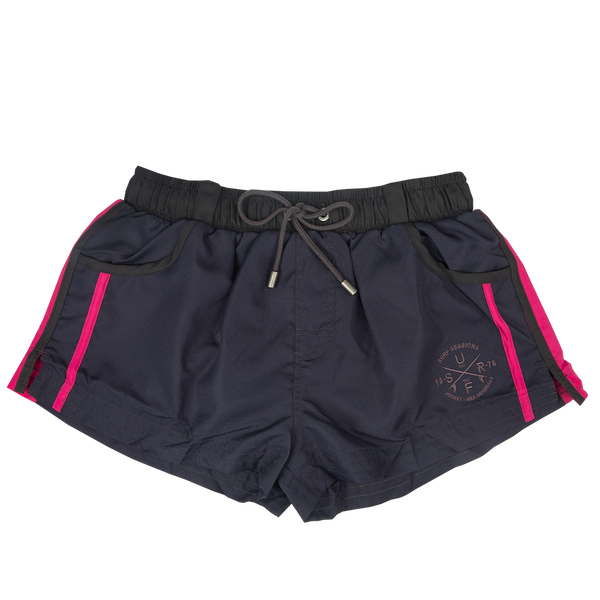 Jockey® USA Originals 1 Pack Obsidian Athletic Shorts