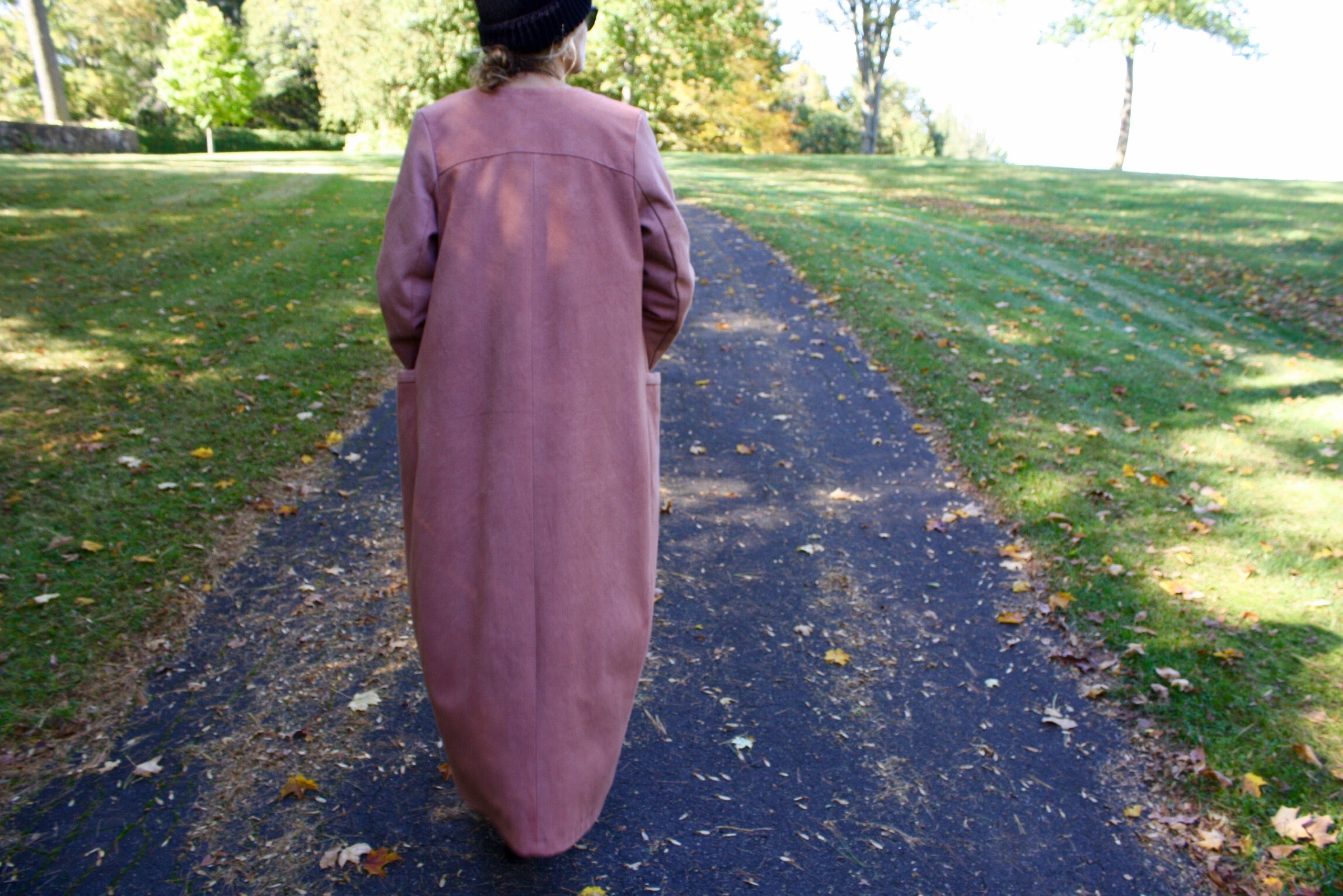 Vegan Maxi Coat