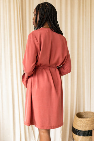 Flow Wrap Dress | 2 Colors Available