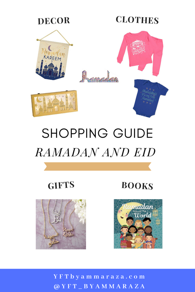 MAKING RAMADAN SPECIAL - 2020 GUIDE!