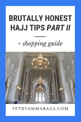 hajj guide part two