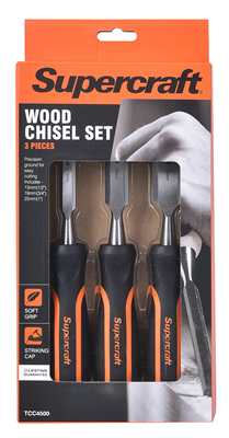 CHISELS & CLAMPS
