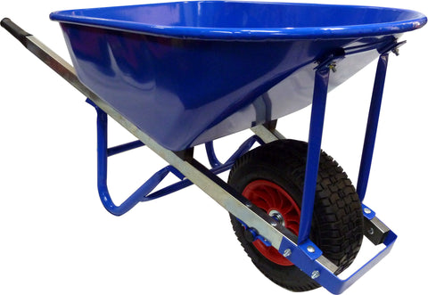 WHEELBARROWS / TROLLEYS / WHEELS ETC