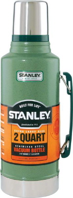 1.9 Litre CLASSIC STANLEY THERMOS -  GREEN