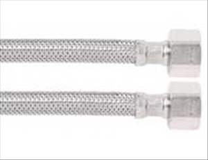 CONNECTOR HOSE - FLEX - STAINLESS STEEL  - 750mm