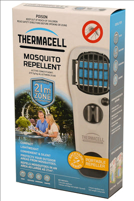 MOSQUITO REPELLER - THERMACELL - GREY