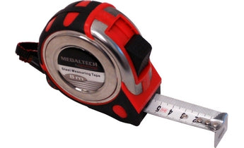 8M/26FT STAINLESS STEEL TAPE MEASURE