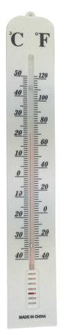 WALL THERMOMETER - INDOOR/OUTDOOR - 400mm