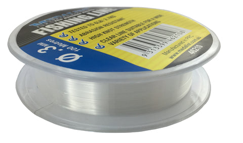 FISHING LINE - 0.3mm - 100 Metres