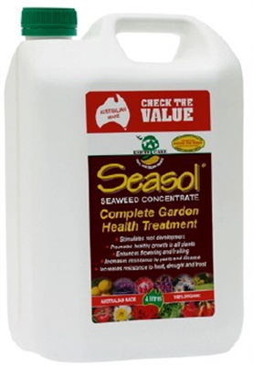 FERTILISER - SEASOL - 4 LITRE CONCENTRATE