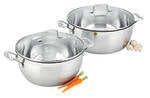 STEW POT  - 32cm/8.5 LITRE - SCANPAN IMPACT
