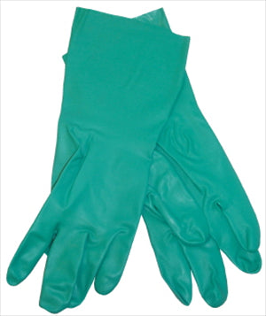 CHEMICAL GLOVES - NITRILE - 34cm long