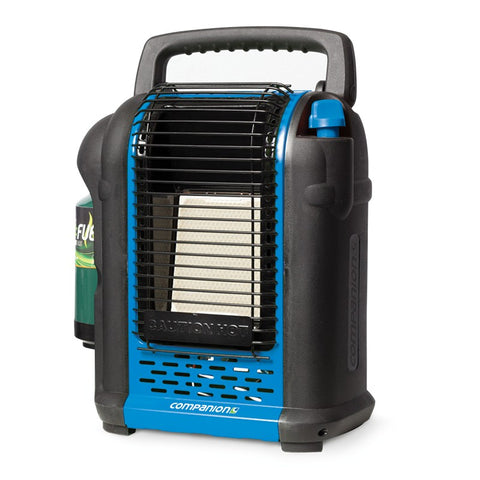 HEATER - PORTABLE PROPANE GAS HEATER