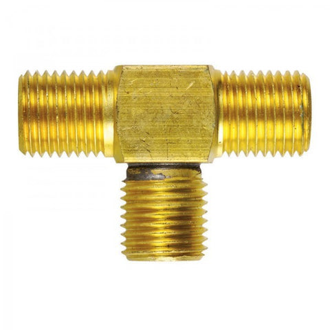"1/4""X 1/4""X 1/4"" BSP Male ADAPTOR"