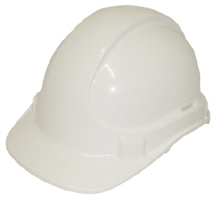 HARD HAT / SAFETY CAP - WHITE