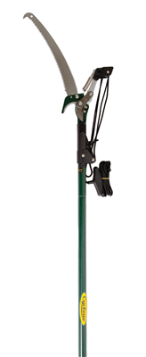 PRUNER - TREE 3.25m ALUMINIUM - TELESCOPIC - CYCLONE