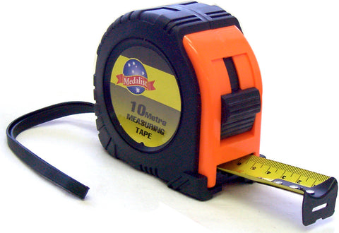 10M x 32mm CONTRACTORS TAPE MEASURE