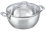 STEW POT  - 28cm/6 LITRE - SCANPAN IMPACT