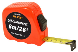 8 METRE CRESCENT - HI-VIZ - 8M/26' x 25MM WIDE BLADE